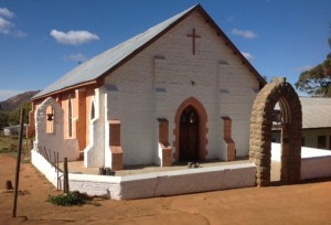 Methodist Church and Manse, Leliefontein, Namaqualand District