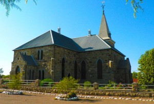 Dutch Reformed Church, Robinsky Street, Williston